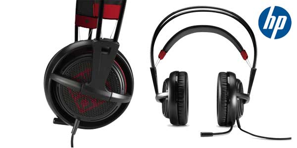 Auriculares Gaming Omen by HP con Steelseries chollo en El Corte Inglés