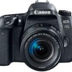 Canon EOS 77D DSLR + EF-S 18-55MM F/4-5.6