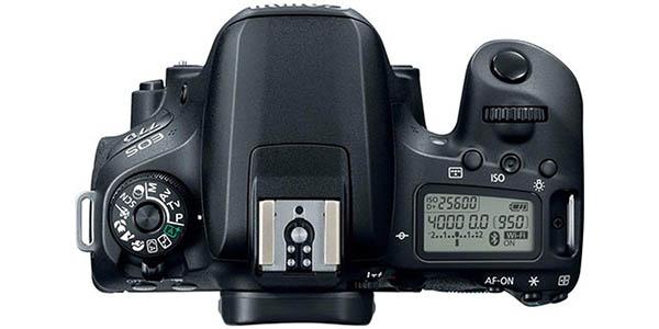 Cámara Canon EOS 77D DSLR barata