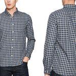 Camisa Jorgerald Shirt Ls de JACK & JONES chollo en Amazon