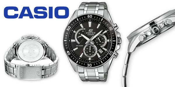 Casio Edifice EFR-552D reloj de pulsera en acero inoxidable oferta