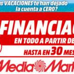 Catálogo Media Markt Financiación 0%