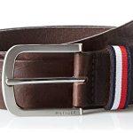 Cinturón Tommy Hilfiger Corporate Loop Belt 3.5 chollo en Amazon