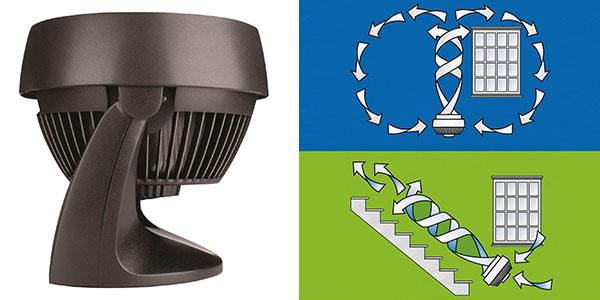 Circulador de aire Vornado 633 negro al mejor precio en Amazon