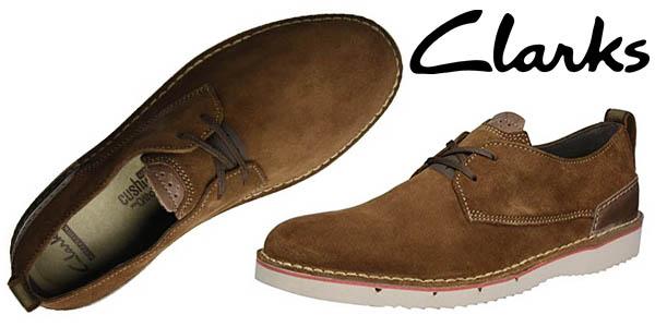 Clarks Capler Plain zapatos para hombre baratos