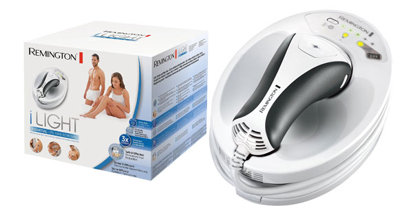 Depiladora Remington IPL6250 i-Light Essential chollo en Amazon