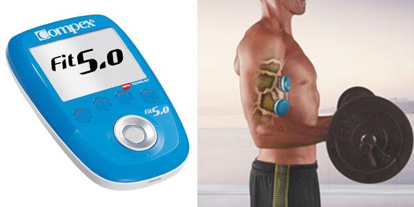 Electroestimulador muscular Compex FIT 5.0 barato