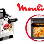 Freidora Moulinex Easy Pro AM338070 rebajada en Amazon