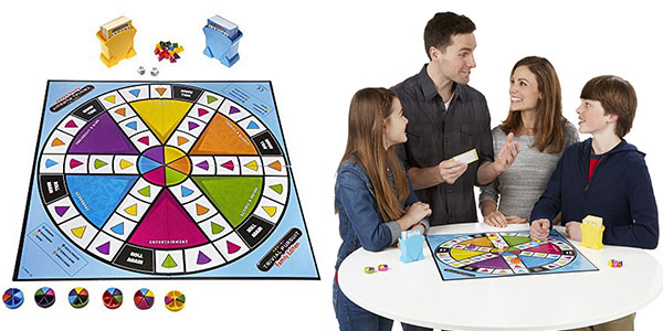Juego de mesa Trivial Pursuit original de Hasbro rebajado