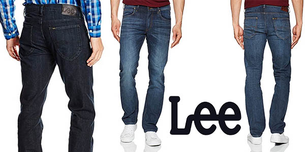 Lee Daren Fly vaqueros para hombre baratos