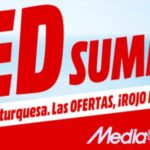 Ofertas Media Markt Red Summer