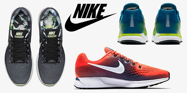 6677876c49165 Chollo Zapatillas Nike Air Zoom Pegasus 34 por sólo 83