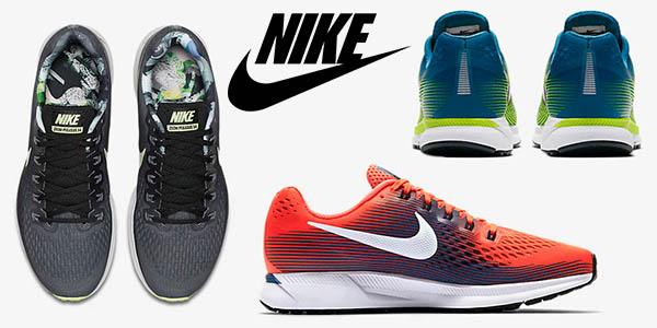 Nike Air Zoom Pegasus 34 zapatillas de running oferta