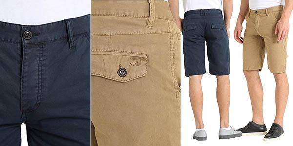 pantalones cortos para hombre James Tyler con gran relación calidad-precio