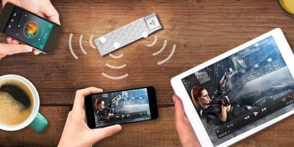 SanDisk Connect Wireless Stick de 200 GB barato