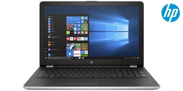 Portátil HP Notebook 15-bs022ns