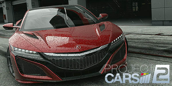Project Cars 2 para Steam, PS4 y Xbox One