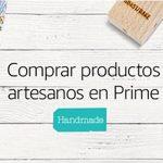 Amazon Handamade ahora también es Prime
