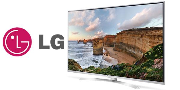 Smart TV 60'' LG 60UH850V Quantum Display barata