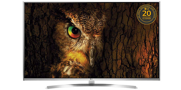 Smart TV led 60'' LG 60UH850V SUPER UHD 4K barata