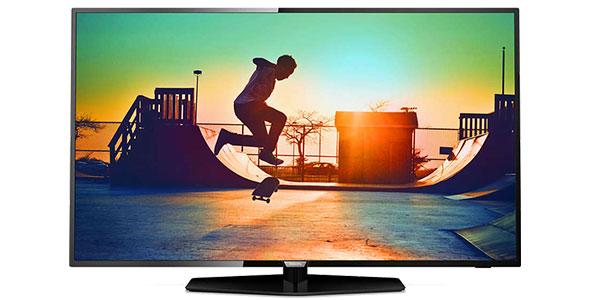 smart TVLED Philips 43PUS6162 UHD 4K barata
