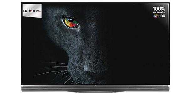Smart TV OLED 55'' LG OLED55E6V UHD 4K 3D HDR barata
