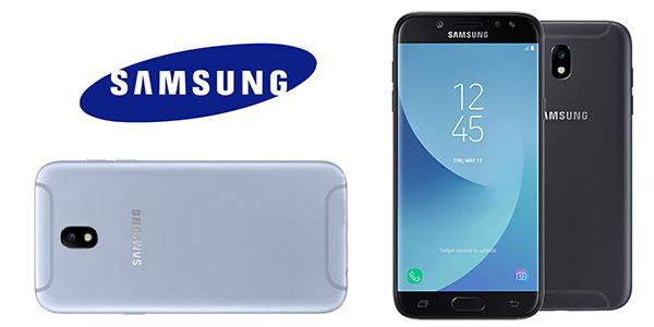 Smartphone libre Samsung Galaxy J5 (2017) al mejor precio