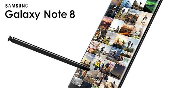 Samsung Galaxy Note 8 barato