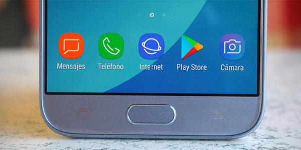 Teléfono móvil libre Samsung Galaxy J7 2017 dual barato