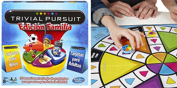 Trivial Pursuit Edición Familia barato