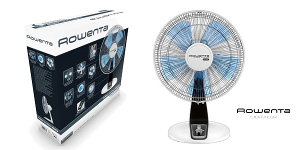 Ventilador Rowenta Turbo Silence Extreme VU2630 chollo en Amazon