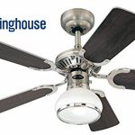 Ventilador Westinghouse Princess Radiance II barato en Amazon