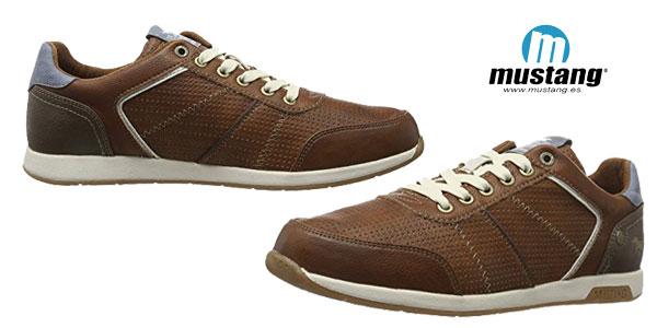 Zapatillas para hombre Mustang 4114 301 chollo en Amazon Moda