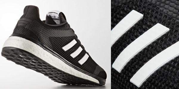 Zapatillas de running Adidas Response Plus Boost negras para hombre al mejor precio