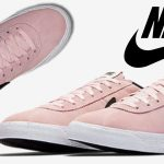 Zapatillas Nike SB Zoom Bruin Premium SE de color rosa