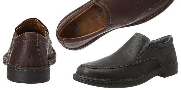zapatos Clarks Kyros Free cómodos a precio brutal