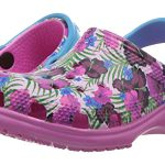 Zuecos Classic Graphic Clog K de Crocs chollo en Amazon