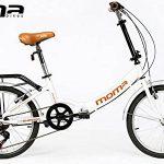 Bicicleta Plegable Moma First Class 20