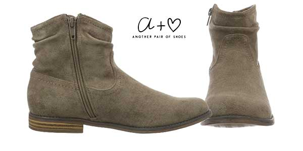 comprar popular 0de54 c3eb4 Chollazo Botines Another Pair of Shoes Alicee1 para mujer ...