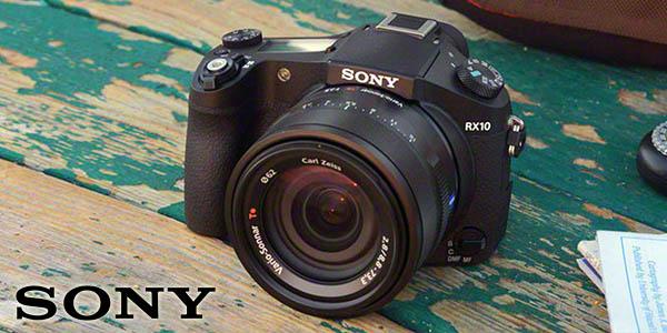 Cámara compacta Sony Cyber-Shot DSC-RX10