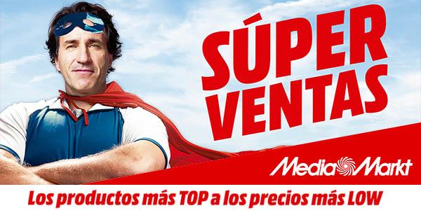 "Catálogo Media Markt ""Super ventas"""