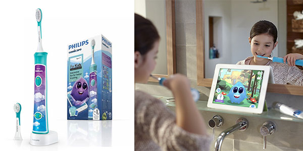 Cepillo de dientes eléctrico Philips Sonicare HX632204 rebajado