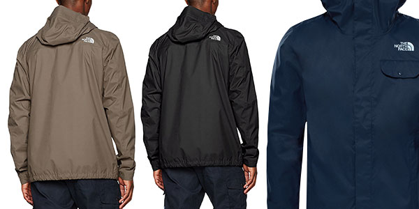 Chaqueta capa impermeable The North Face Tanken para hombre rebajada