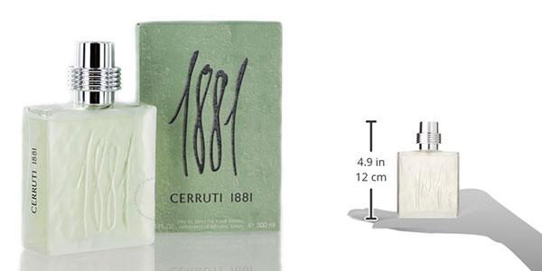 Colonia Cerruti 1881 en vaporizador de 100 ml para hombre rebajada