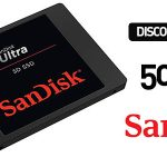 Disco SanDisk Ultra SSD 3D de 500 GB