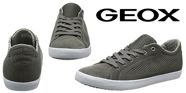 Geox U Smart B zapatillas casual para hombre baratas