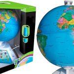 Globo terráqueo interactivo Oregon Scientific Smart Globe Discovery SG268 chollo en Amazon