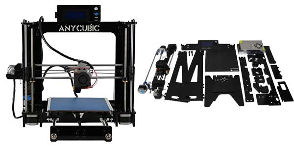 Impresora 3D Anycubic Prusa i3 chollo en Amazon
