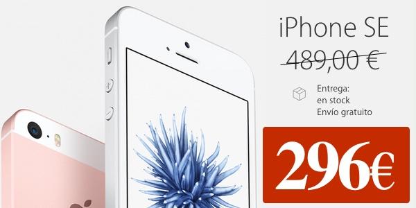iPhone SE 32 GB libre barato