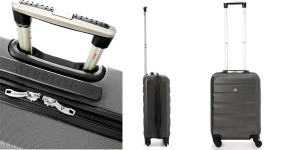 Juego de 2 maletas rígidas de cabina Aerolite chollazo en Amazon
